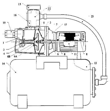 2004 6 0 High Pressure Pump Positive Displacement Pumps