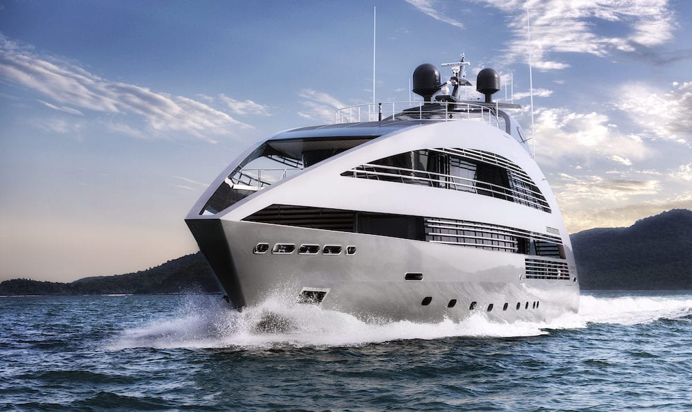 Jabudays Launches New Super Yacht OE 135