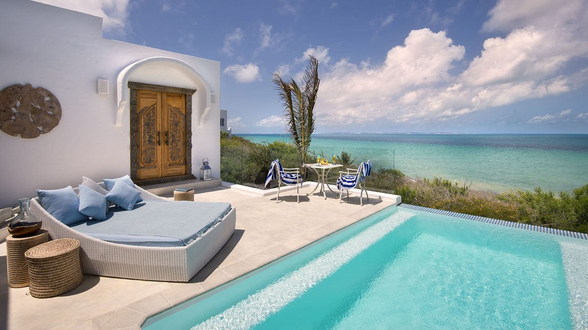 Santorini Mozambique  Luxury Hotel In Bazaruto