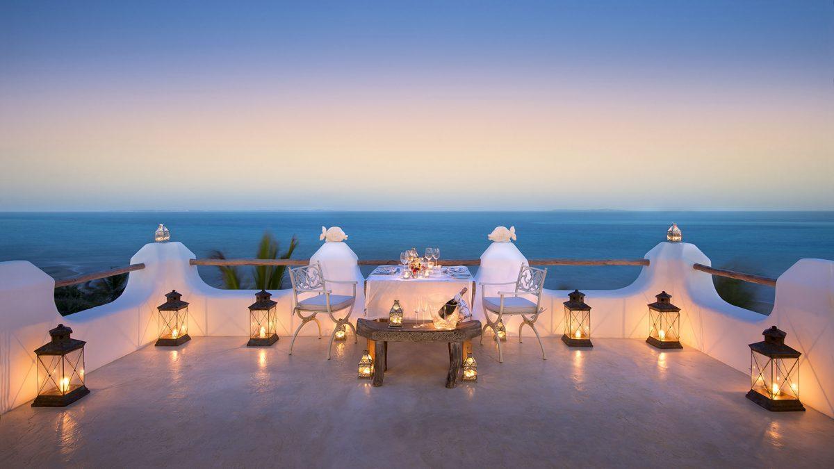 Santorini Mozambique  Luxury Hotel In Bazaruto