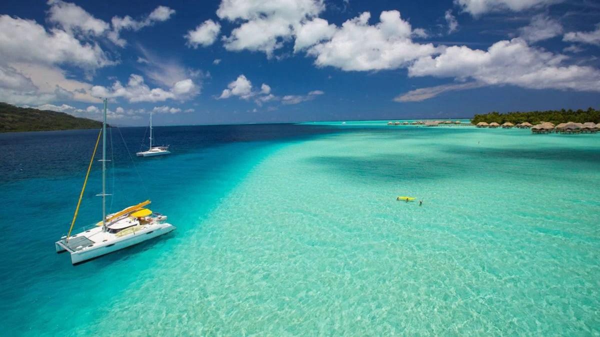 Lagoon 400 Catamaran Luxury Cruise In French Polynesia