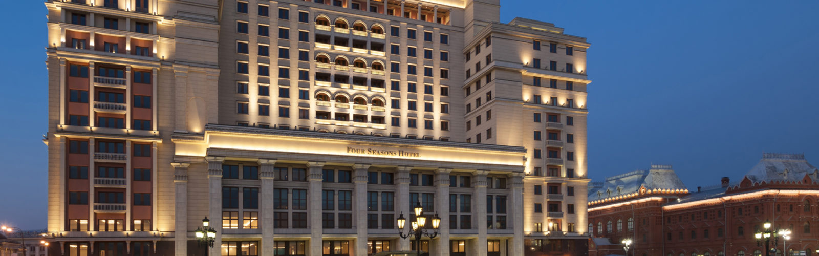 Four Seasons Hotel Moscow - Luxury Hotel In Moscow   Jacada Travel