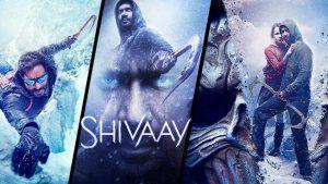 Indian Movie Shivaay