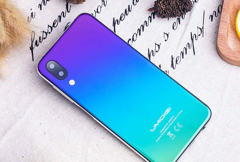 UMIDIGI ONE Global Edition [Full Screen Mobile Phone]