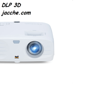 ViewSonic 1080p Projector with 3500 Lumens DLP 3D2