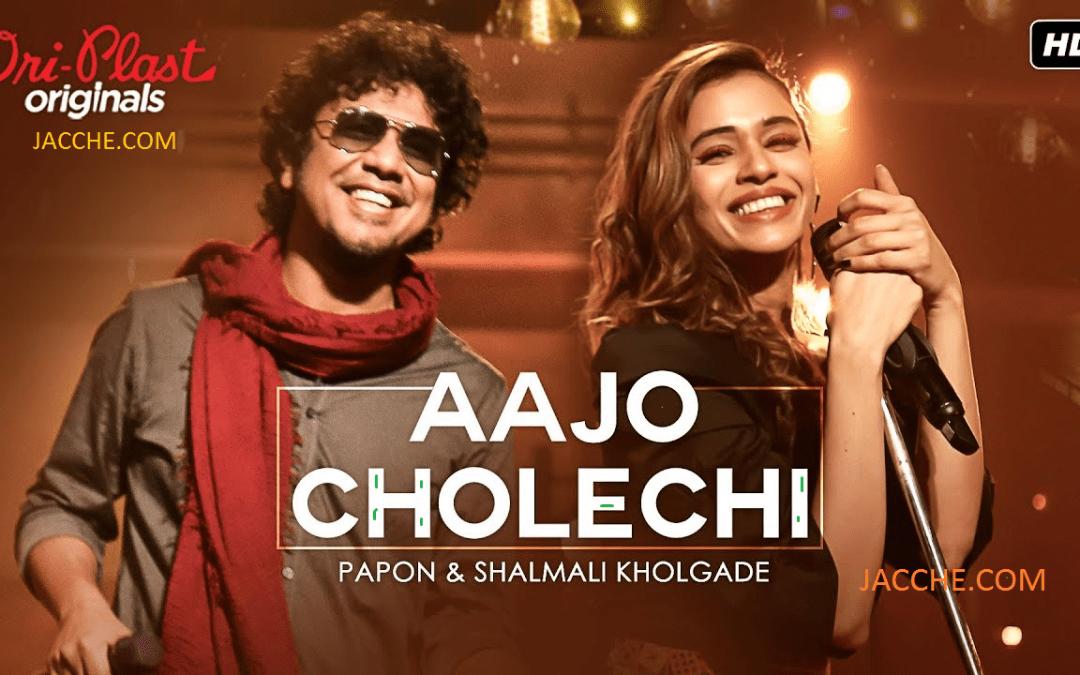Aajo Cholechi