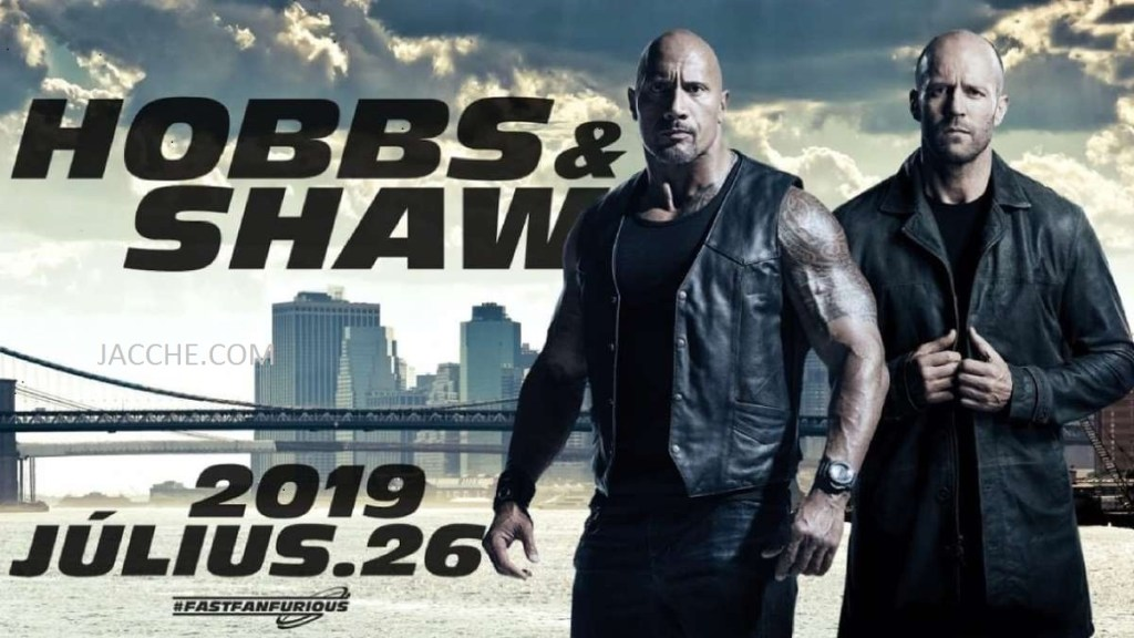 Fast & Furious Presents: Hobbs & Shaw 2019 ‧ Mystery/Action ‧ 2h 16m