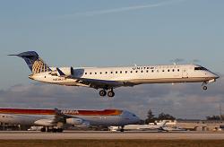 20150607 Mesa Airlines Canadair CRJ700 overran runway