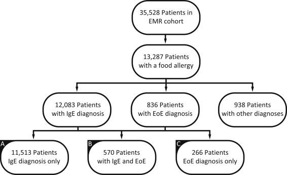 The Prevalence of Eosinophilic Esophagitis in Pediatric