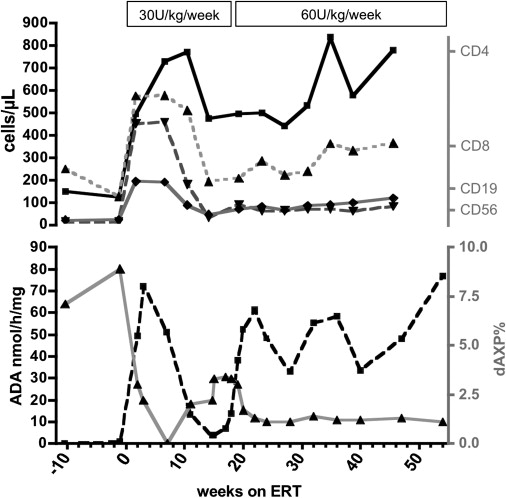Delayed-onset adenosine deaminase deficiency: Strategies