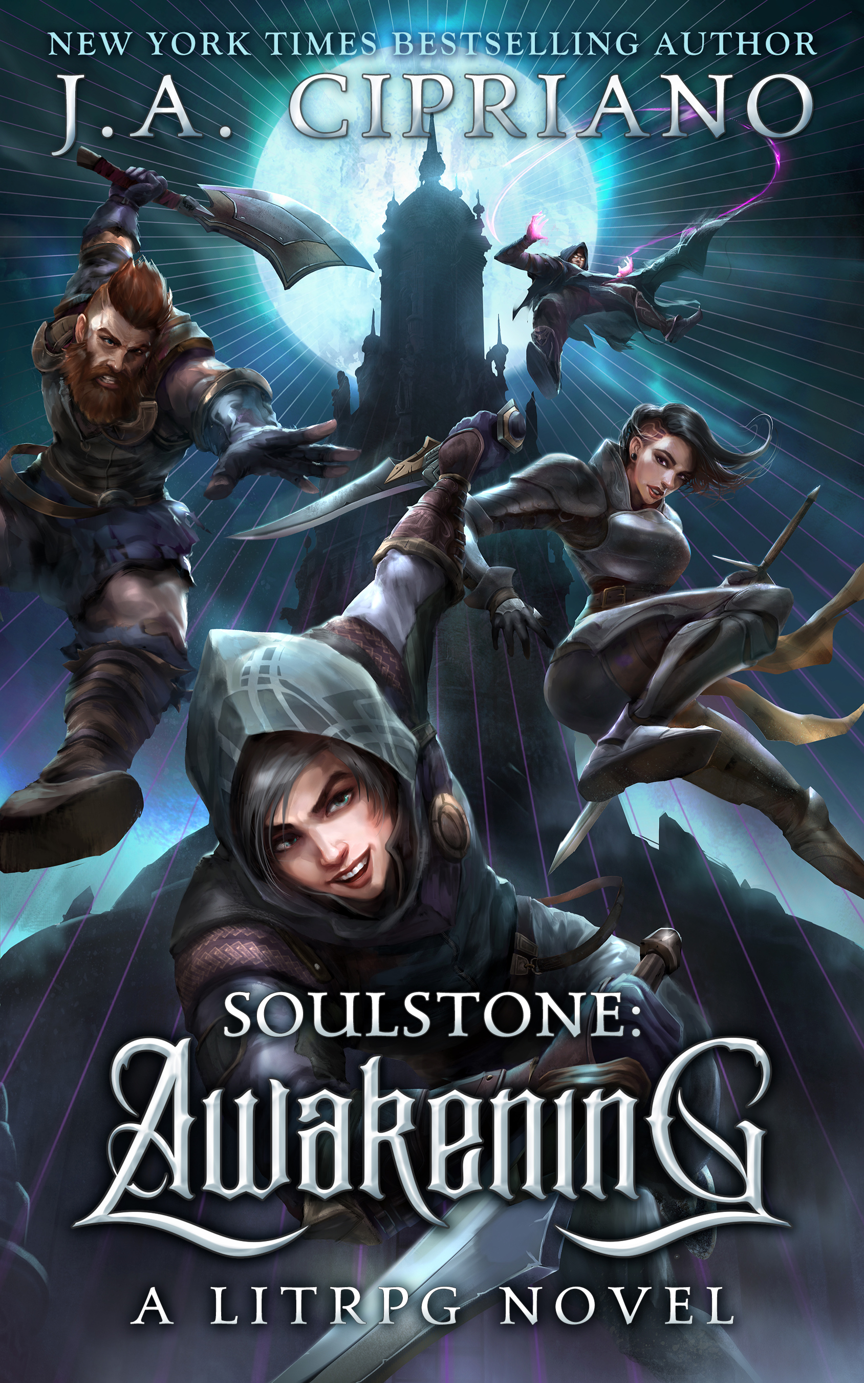 Soulstone: Awakening – Chapter 1 – 501 Realizations