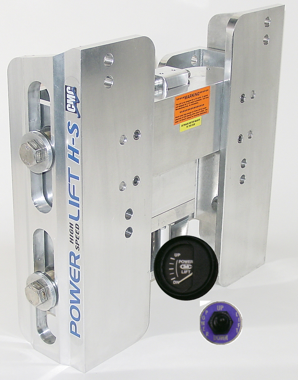 Source Cmc Hydraulic Jack Plate Gauge Wiring Diagram