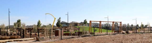 Atherstone Regional Playspace, Melton South-1