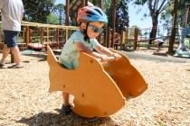 Queens Park, Moonee Ponds, Playground #2-9