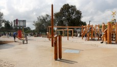 Webb Dock Playground, Port Melbourne-37