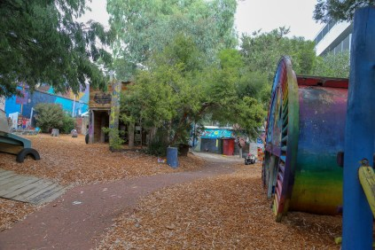 Skinner Adventure Playground, South Melbourne-3