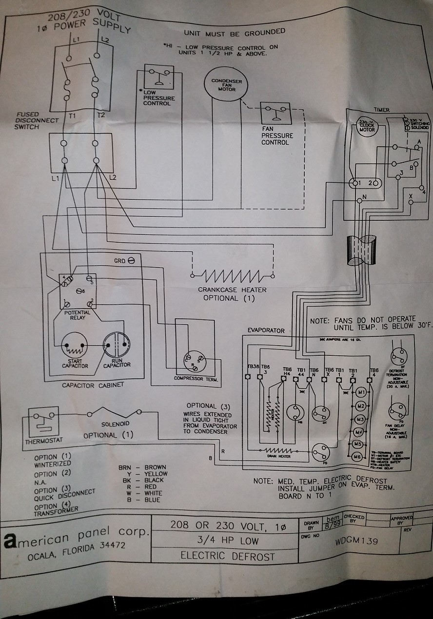 hight resolution of true model t 19f wiring diagram wiring diagram forward wiring diagram for true freezer
