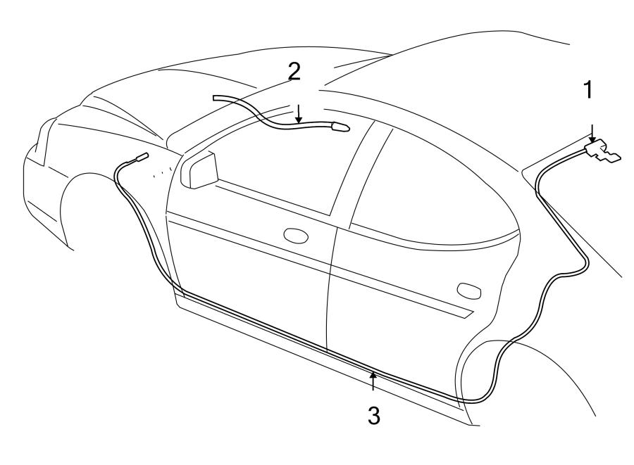 Chevrolet Impala Radio Antenna Module. Impala, Monte Carlo