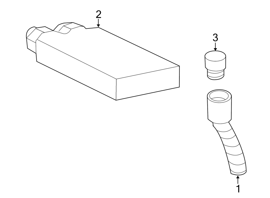 Chevrolet Camaro Connector. Harness. Sensor. Wire