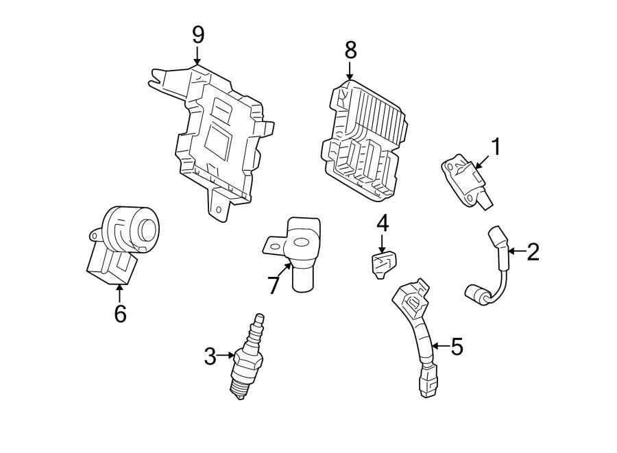 Chevrolet Corvette Spark Plug Wire. Spark Plug Wire. WIRE