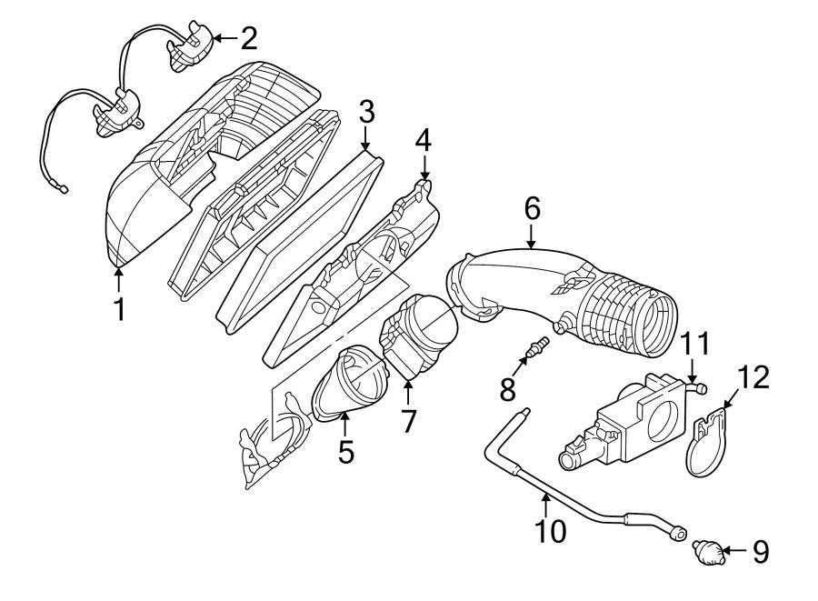 Chevrolet Corvette Fuel Injection Throttle Body Mounting