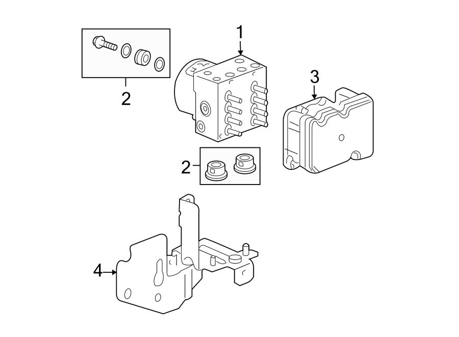 Pontiac G5 Abs control module. Light, repair, warning