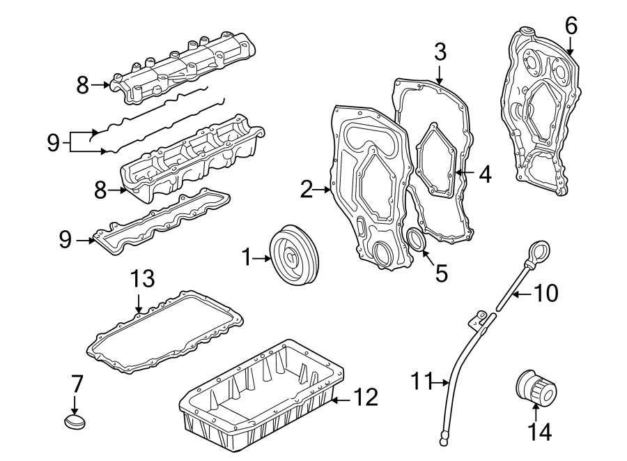 [DIAGRAM] 1999 Gmc Suburban Engine Diagram FULL Version HD