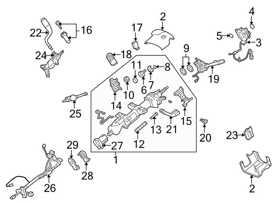 [DIAGRAM] Gmc Yukon Steering Column Wiring Diagram FULL