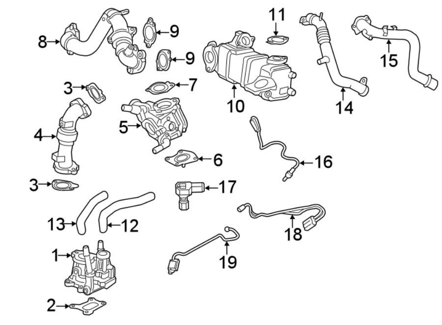 [DIAGRAM] 2004 Chevy 2500hd 6 1 Engine Aveo Engine Diagram