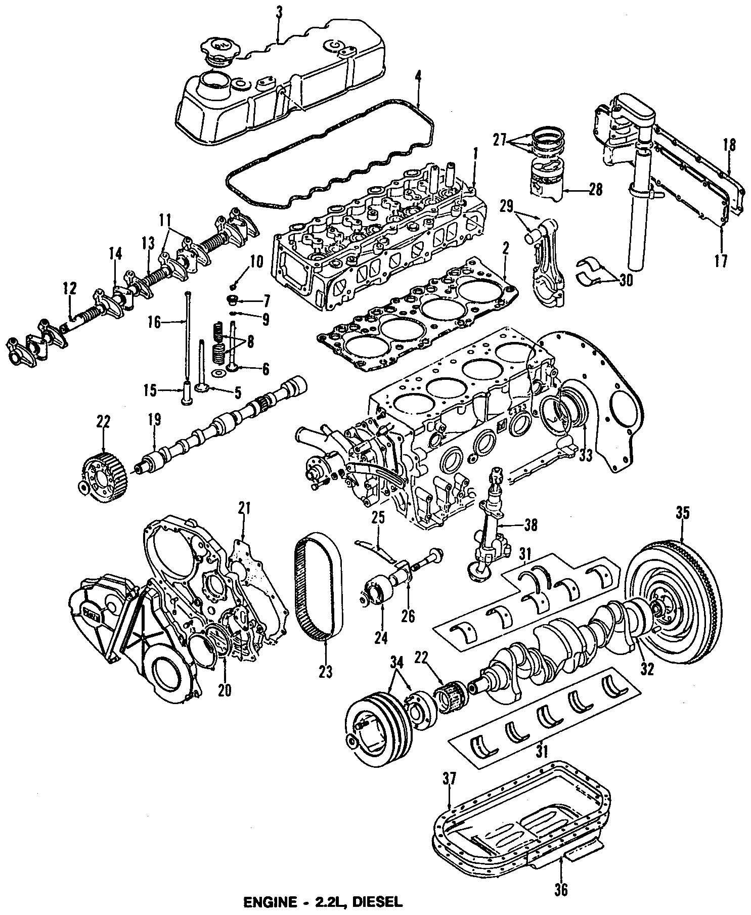 [DIAGRAM] 2002 S10 Parts Diagram FULL Version HD Quality