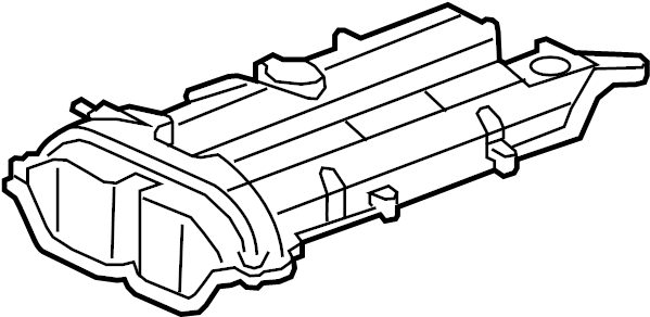 Buick Verano Engine Valve Cover. 2.0 LITER TURBO. 2.0