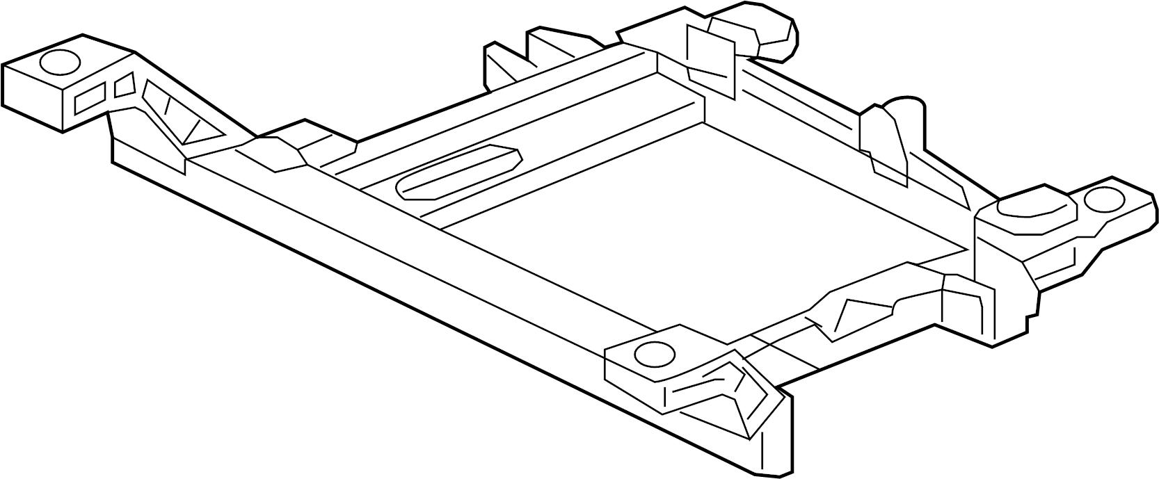 Chevrolet Monte Carlo Engine Cradle (Front). 5.3 liter