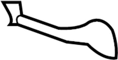 Pontiac Grand Prix Steering Column Tilt Adjuster