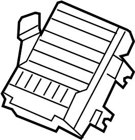 Chevrolet Cruze Limited Radio Amplifier. Cruze, Cruze