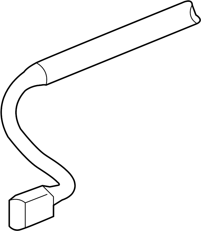 Chevrolet Cruze Antenna Cable. Antenna Cable. Harness