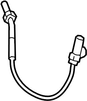 Chevrolet Cruze Sensor. TEMPERATURE. EXHAUST. Gas (EGT