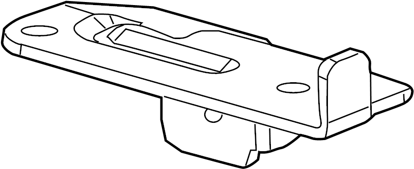 Chevrolet Camaro Alternator Adjusting Bracket. Camera