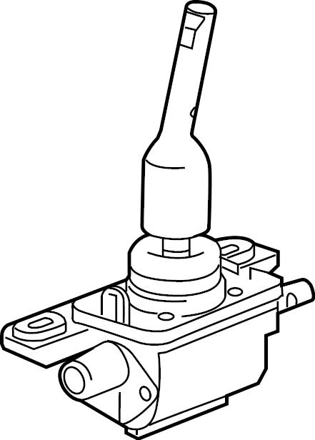Chevrolet Corvette Manual Transmission Shift Lever