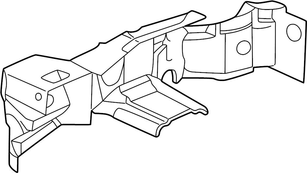Chevrolet Corvette Insulation. Insulator. DA Panel. DAS