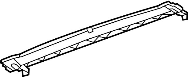 Buick Regal Sunroof Drip Rail (Right, Front). SPORTBACK
