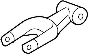 Pontiac Grand Prix Engine Torque Strut. 3.4 LITER. 3.8