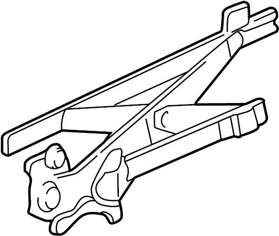 Chevrolet Cavalier Window Regulator. Make, Left, Manual