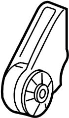 Pontiac Grand Am Automatic Transmission Mount (Front