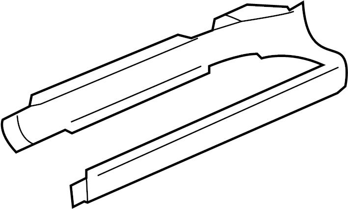 GMC Yukon XL 1500 Cover. (Rear). TYPE 1, DENALI, 2005-06