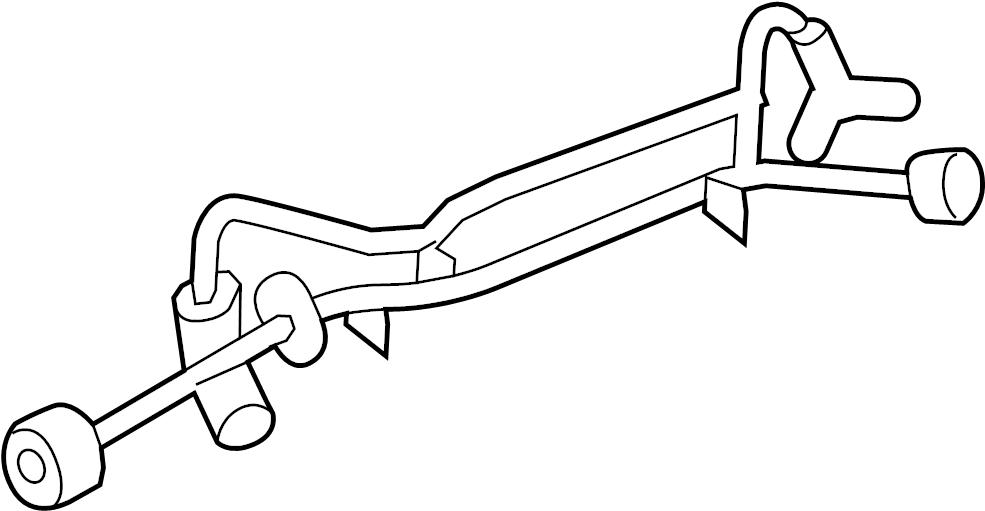 Chevrolet Suburban 2500 Tail Light Harness (Rear)., w