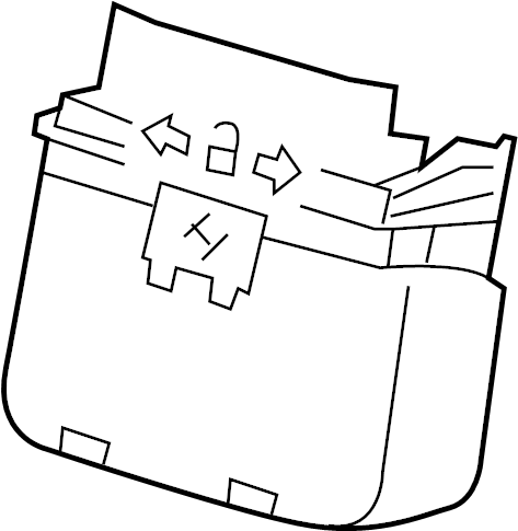 Chevrolet Avalanche Cover. (Lower). Instrument Panel. Fuse