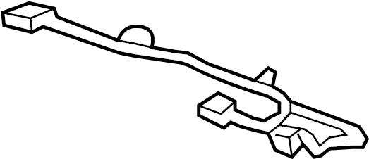 Cadillac Escalade ESV Sunroof Wiring Harness. Wire, MOTORS