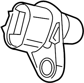 Chevrolet Silverado 2500 HD Engine Crankshaft Position