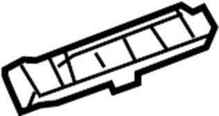 GMC Sierra 2500 HD Seat Memory Switch. DOUBLE & CREW CAB