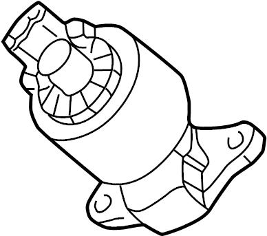 Chevrolet Silverado 3500 Egr valve. Valve assembly, egr